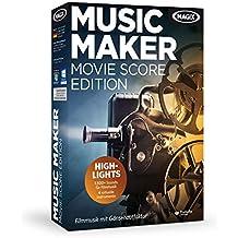 Magix Music Maker Movie Score Edition [import allemand]