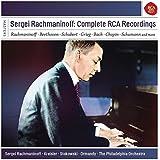 Sergei Rachmaninoff: Complete RCA Recordings