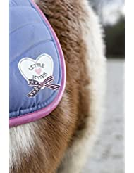 HKM–Silla de montar–paradiso- caballo equitación Ecuestre almohadillas 7776, Miniature