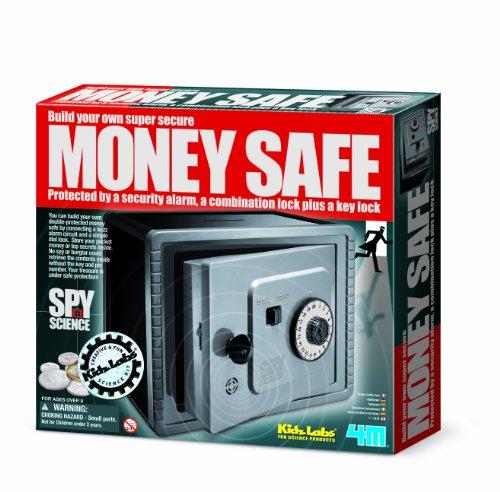kidz-labs-spy-science-alarmed-safe-bank-boys-girls-children-kids-secret-password-kit-best-new-toy-bi