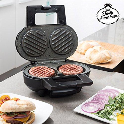 appetitissime Tasty American–hamburguesería, 1000W (Accesorios Para La Cocina)