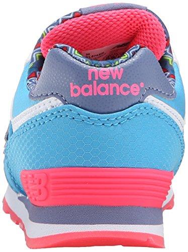 Balance KL574 New Synthetik New Balance Turnschuhe S51 Breit rBEEtw