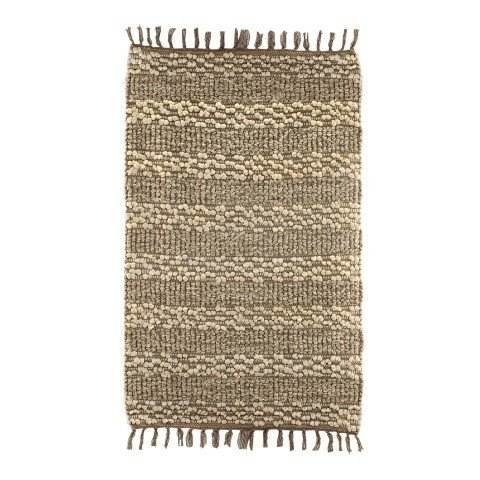 Art Deco Home - Alfombra Marron 70x116 cm