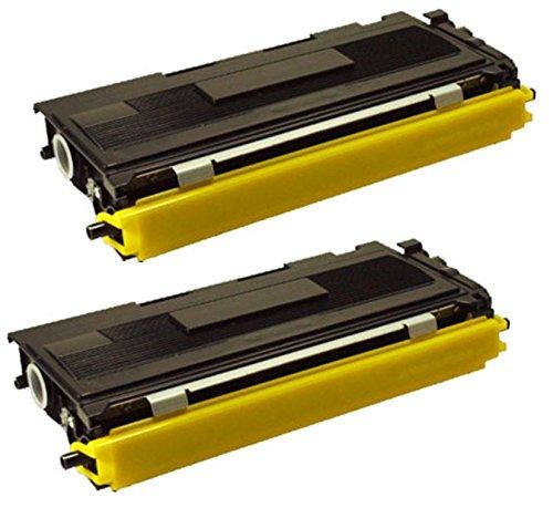 Prestige Cartridge TN2000 Kit 2 Toner compatibili per Brother DCP-7010 DCP-7010L DCP-7020 DCP-7025 FAX-2820 FAX-2920 HL-2030 HL-2032 HL-2040 HL-2050 HL-2070 MFC-7220 MFC-7225N MFC-7420 MFC-7820