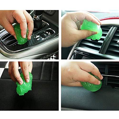 4 Farben Universal Reinigung Kleber Reiniger Staub Schleimiges Gel Für Tastatur Wischen Verbindung Laptop Schwamm Produkte HHY1 Auto Sauber Kleber, zufällig