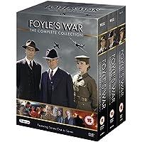 Foyle's War Series 1-7 Boxed Set