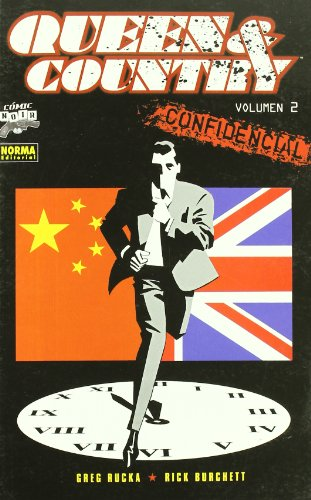 Queen & Country Confidencial 2 Cover Image