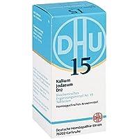 Biochemie Dhu 15 Kalium jodatum D 12 Tabletten 200 stk preisvergleich bei billige-tabletten.eu