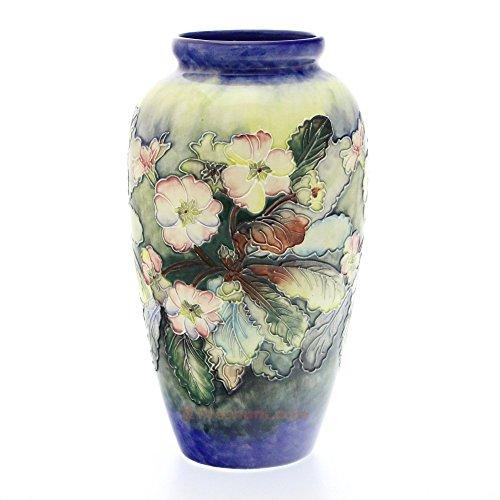 Old Tupton Ware - Pansy Design - Large Vase (Plain Box)