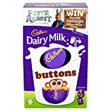 Cadbury Dairy Milk Buttons Easter Egg Medium 128 g
