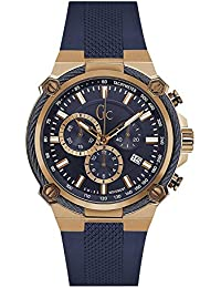 GC by Guess Reloj los Hombres Sport Chic Collection GC Cable Force  Cronógrafo Y24006G7 c1869bd449a0