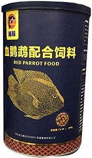 aquarium fish tank accessories fish food for parrot 400g
