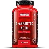 Acide D-Aspartique 1 500 mg 60 gélules