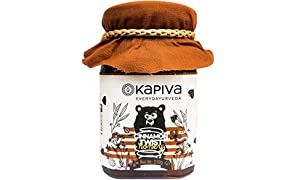 Kapiva Cinnamon Twist Honey - Helps in Weight Loss and Fights Inflammation, 250GM