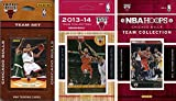 C & I Collectables NBA Chicago Bulls 3 Verschiedene lizenzierte Trading Card Team-Sets, Braun, ONE Size