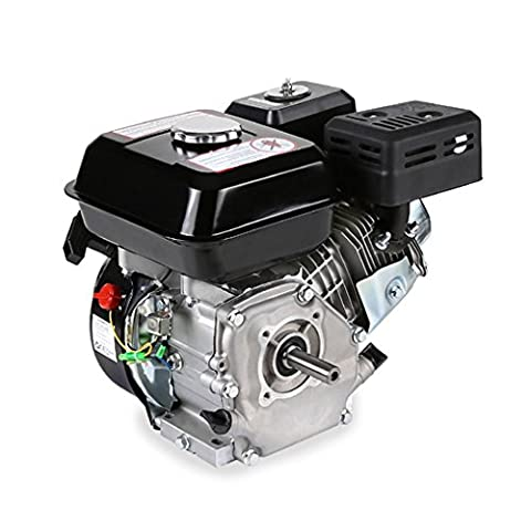 EBERTH 6.5 HP 4.8 kW petrol engine 4 stroke 20mm