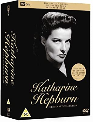 Katharine Hepburn Collection - On Golden Pond/African Queen/Iron Petticoat/Clive James Interview [DVD] by Bob Hope