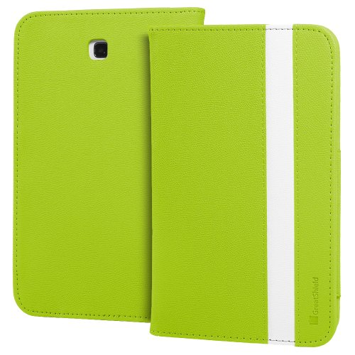 greatshield-tome-leather-case-w-hand-strap-and-card-pockets-for-samsung-galaxy-tab-3-70-green-w-whit