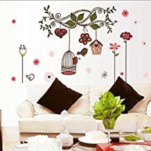 Wall Sticker, DDLBiz® Adesivi Murales, Carta da Pareti