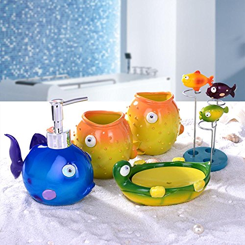qasir-small-fish-resin-bathroom-accessories-sets-european-style-simple-emulsion-bottle-toothbrush-ho