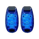 LED Sicherheitslicht 2er-Set mit Clipbefestigung