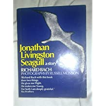 [ JONATHAN LIVINGSTON SEAGULL A STORY BY BACH, RICHARD](AUTHOR)PAPERBACK