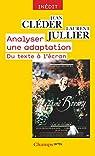 Analyser une adaptation par Jullier