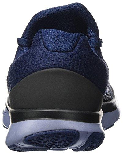 Nike Herren Free Trainer V7 Hallenschuhe Blau (Bleumarinecollège/bleucielfoncé/noir/bleuroyalprofond)