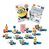 Mega Bloks - Minions Mini Figures Series 5 (Blind Bag) (Dkw82)