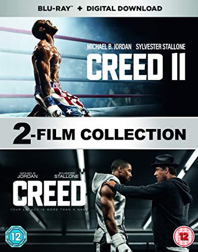 Blu-ray2 - Creed 1-2 (2 BLU-RAY)