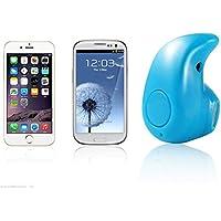 Q4U più nuovi auricolare stereo Bluetooth auricolare per iPhone Android Smart Phone, mini invisibile auricolare Bluetooth cuffie senza fili per IPHONE7, 7PLUS, iPhone 6s, 6S Plus, iPhone 6Plus, 5S,  C, Samsung, Sony, LG, portatile