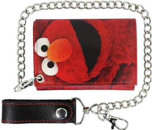 Sesame Street Elmo Red Chain - Geldbörse Elmo