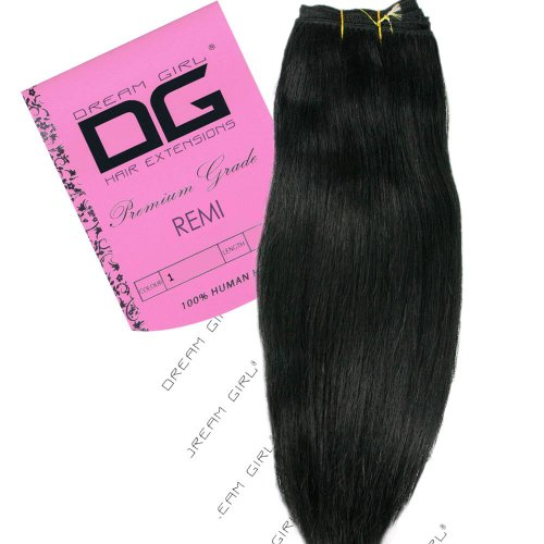 Dream Girl Remi Extensions de cheveux Couleur 1 45 cm
