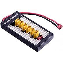 iParaAiluRy Las células Nuevo estilo XT60 2-6 Li-Po batería Carga tarjeta de adaptador de IMAX B6 B6AC