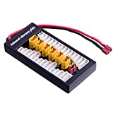 iParaAiluRy Le cellule di nuovo stile XT60 2-6 Li-Po Battery Charging Adapter Board per IMAX B6 B6AC