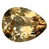 Morganite Pietra preziosa sciolto 2.35 ct PGTL Certified Pear Cut (10 x 8 mm) Brazilian Morganite Loose Gemstone