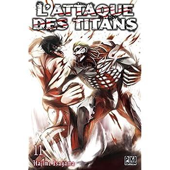 L'Attaque des Titans T11