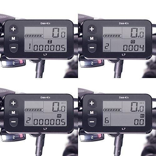 NCM Moscow Bicicleta eléctrica de montaña, 250W, Batería 48V 13Ah 624Wh (Negro 29