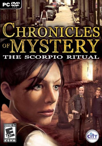 Price comparison product image Chronicles Of Mystery - The Scorpio Ritual