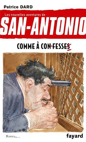San-Antonio T17 Comme à confesse