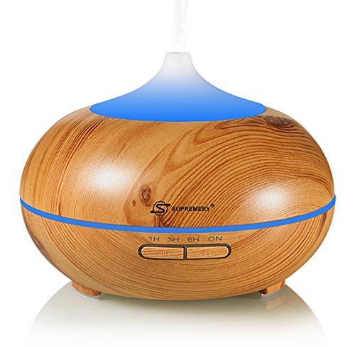 aroma-diffuser-supremery-300ml-holzmaserung-luftbefeuchter-lufterfrischer-aroma-therapie-mit-farbenw