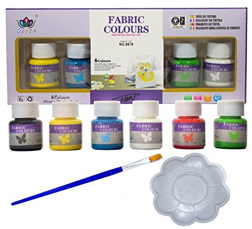 pack-pintura-para-tela-ropa-y-textiles-con-tonos-brillantes-mas-pincel-y-paleta-de-mezcla-pintura-de