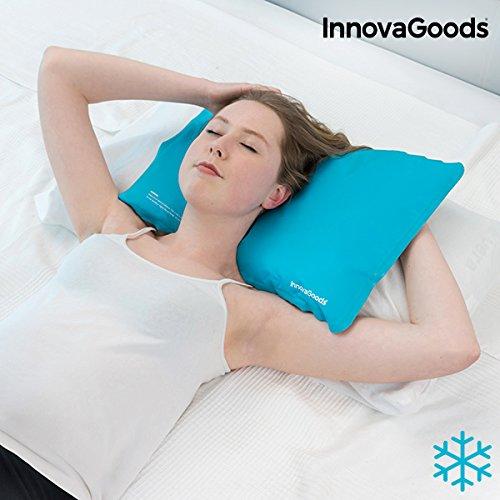 innovagoods ig116776Kissen Erfrischende nachfüllbar