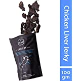 Doggie Dabbas Liver It Up Dog Treat 100Gm