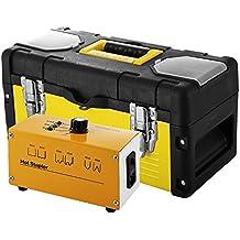 Autovictoria Soldadura de Plástico Conjunto de Recuperación Plástica Térmica Grapadora de Caliente con 600 Grapas y