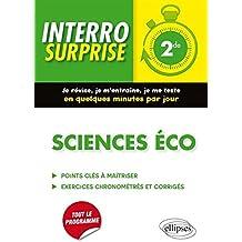Interro Surprise Sciences Éco Seconde