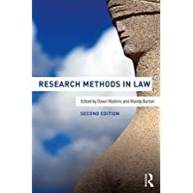 Research Methods in Law