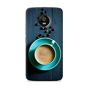 Qrioh Printed Designer Back Case Cover for Motorola Moto G5 Plus - 131M-MP889
