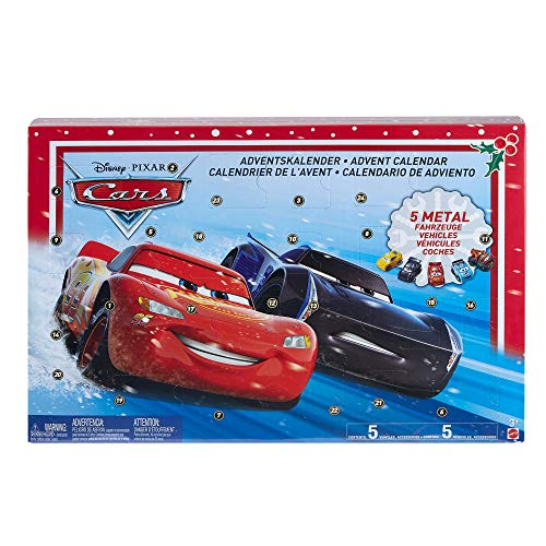 Disney Cars Toy Advent Calendars - Best Reviews Tips