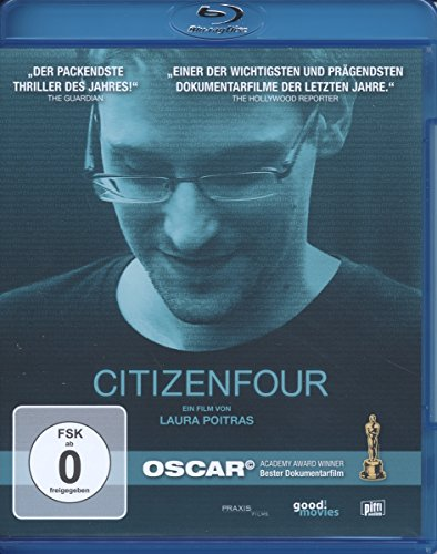 Citizenfour (OmU) [Blu-ray]